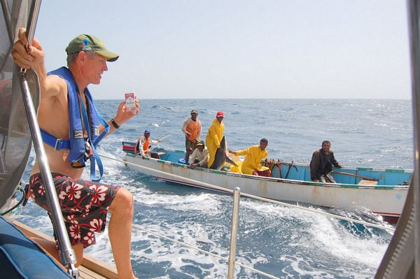 Red Sea Skiff